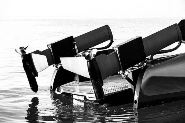 Foiler Flying boat (2)