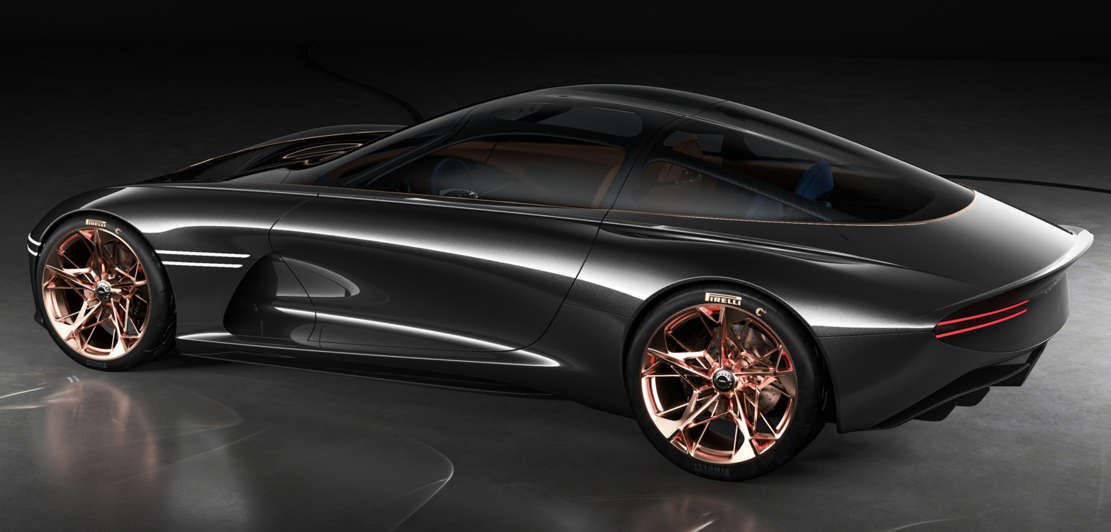 Genesis reveals all-electric Essentia Concept (1)