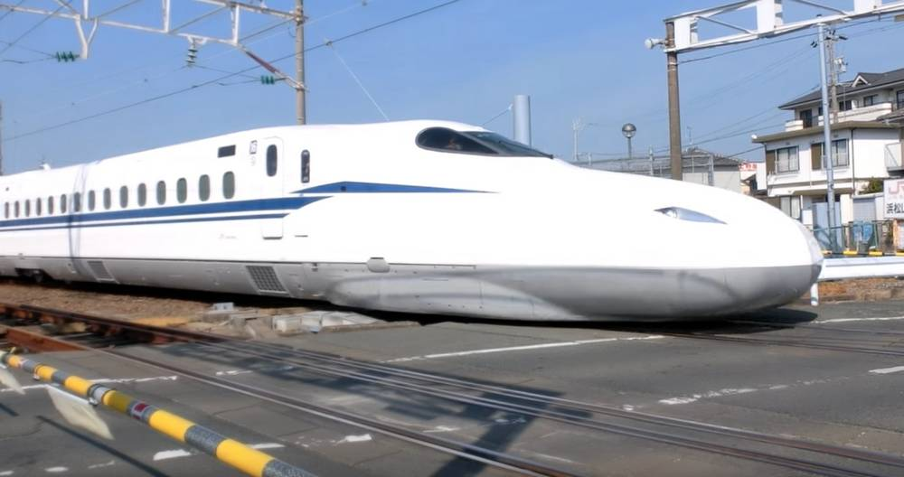 Japan's next-gen Bullet Train