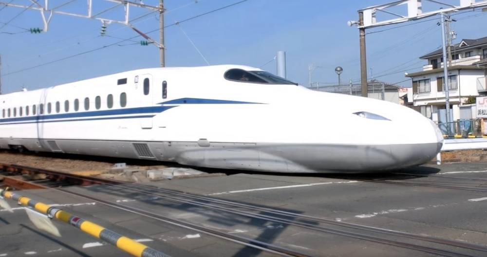 Japan's next-gen Bullet Train