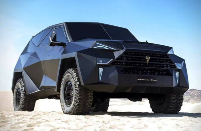 Karlmann King high-end custom made SUV