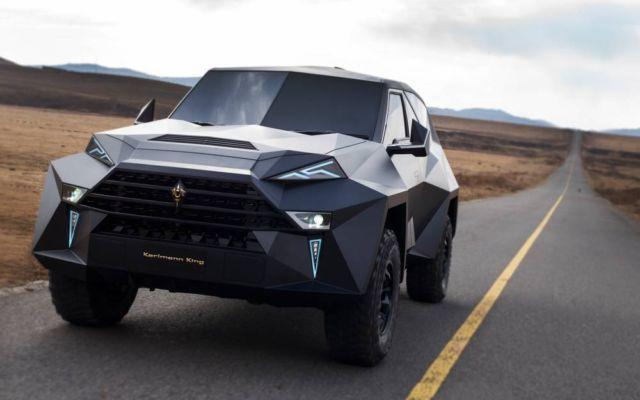 Karlmann King high-end custom made SUV (5)