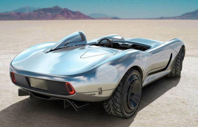 La Bandita the first fully 3D printed speedster (7)