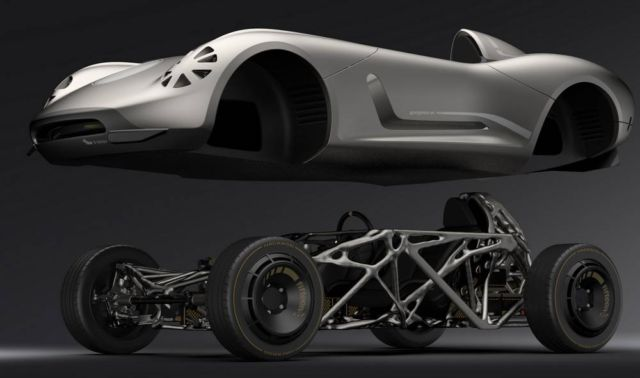 La Bandita the first fully 3D printed speedster (3)