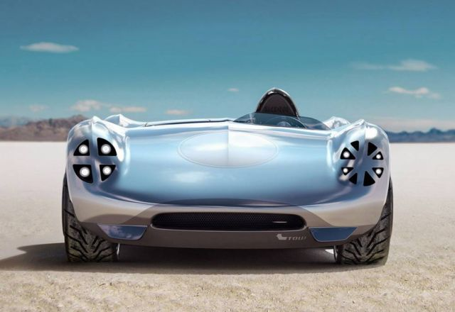 La Bandita the first fully 3D printed speedster (2)