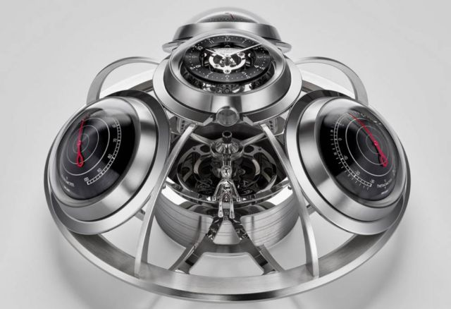 MB&F Fifth Element Weather Station (5)