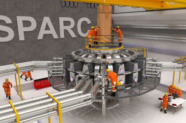 MIT to build Nuclear Fusion plant