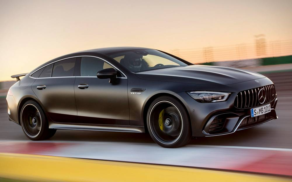 Mercedes-AMG GT 4-Door Coupe (10)