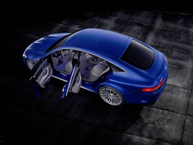 Mercedes-AMG GT 4-Door Coupe (5)