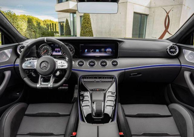 Mercedes-AMG GT 4-Door Coupe (4)