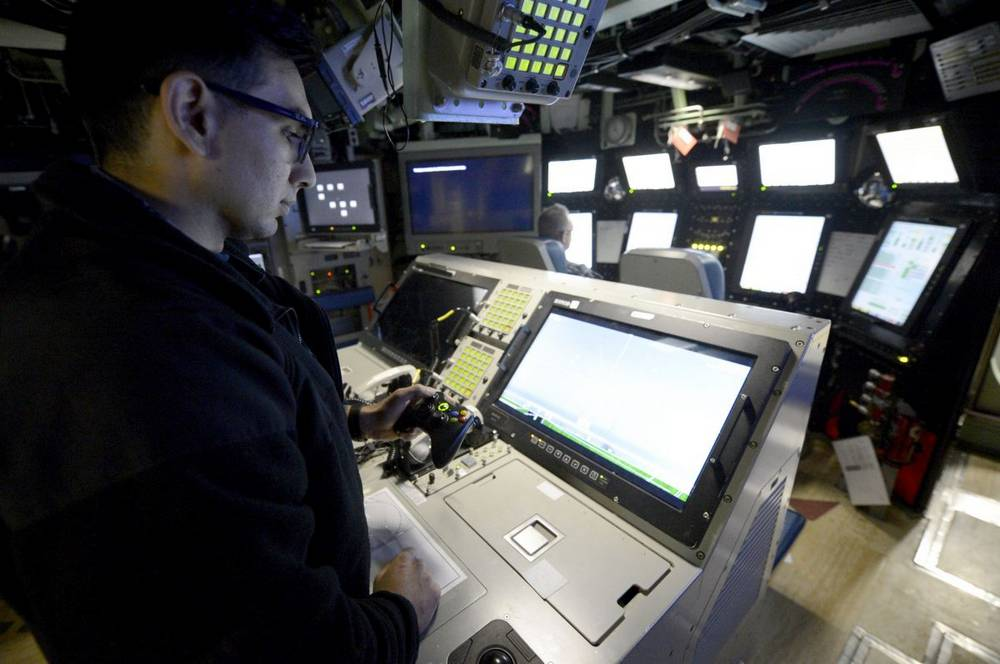 New Nuclear Submarine uses Xbox Controllers to Operate