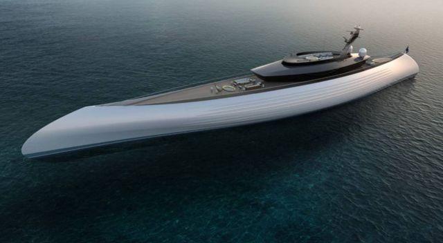 Oceanco Tuhura megayacht