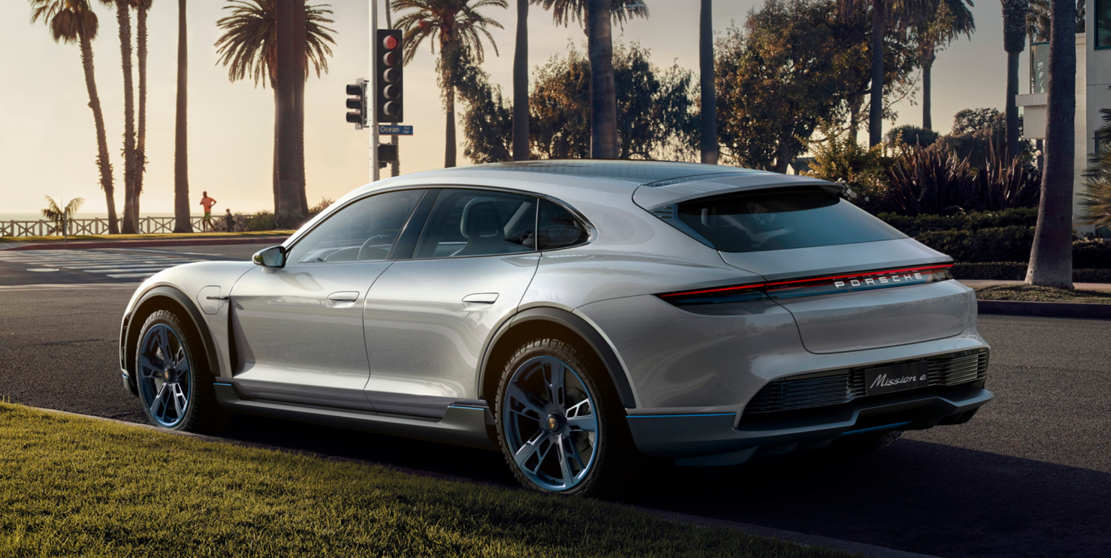 Porsche Mission E Cross Turismo CUV (1)