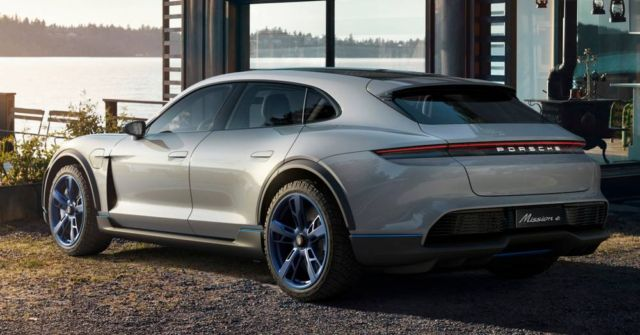Porsche Mission E Cross Turismo CUV (11)