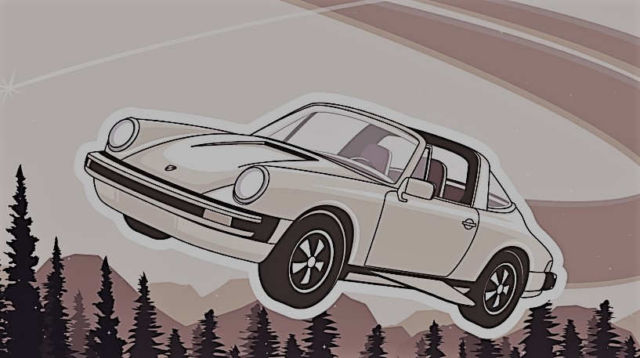 Porsche might working on Flying car