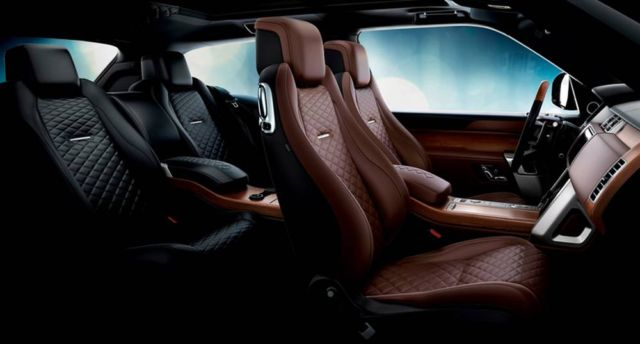 Range Rover SV Coupé luxury SUV (4)
