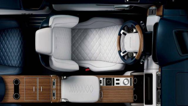 Range Rover SV Coupé luxury SUV (1)