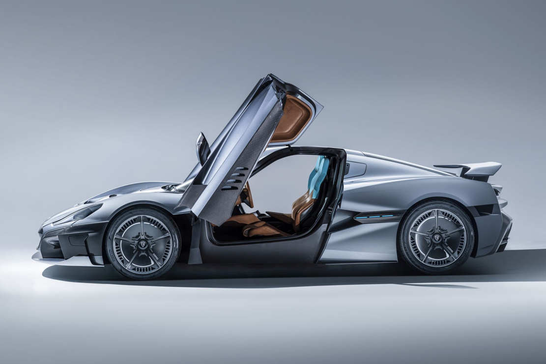 Rimac C_Two electric hypercar with 1,914 hp (1)