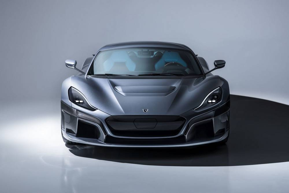 Rimac C Two Electric Hypercar With 1 914 Hp Wordlesstech