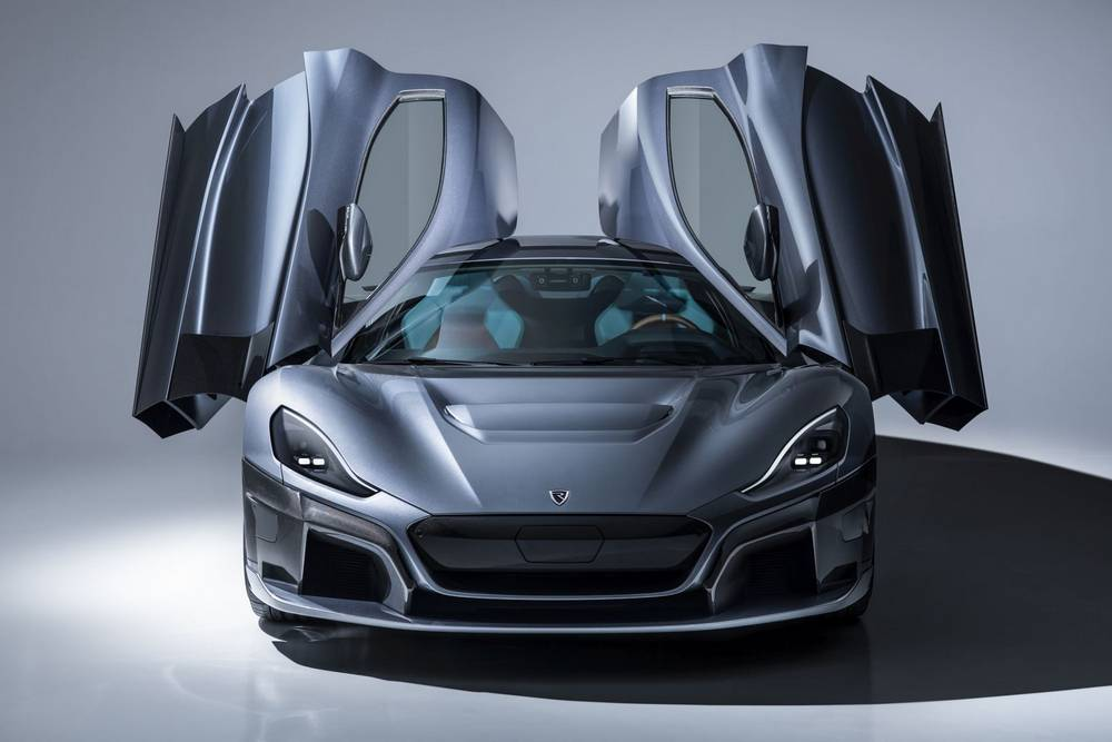 Rimac C_Two electric hypercar with 1,914 hp (13)