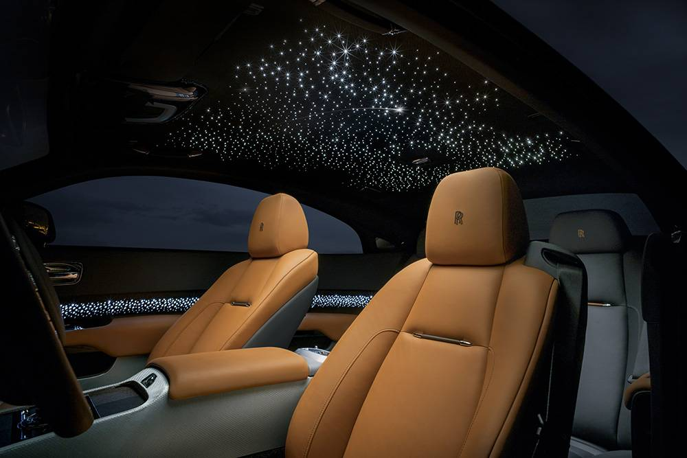 Rolls-Royce Wraith Luminary Collection (7)