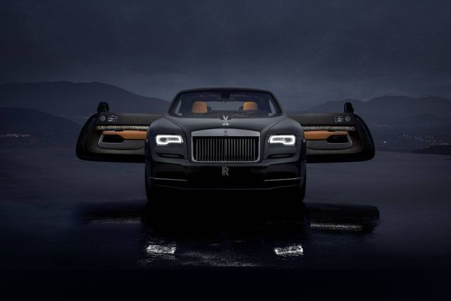 Rolls-Royce Wraith Luminary Collection (6)