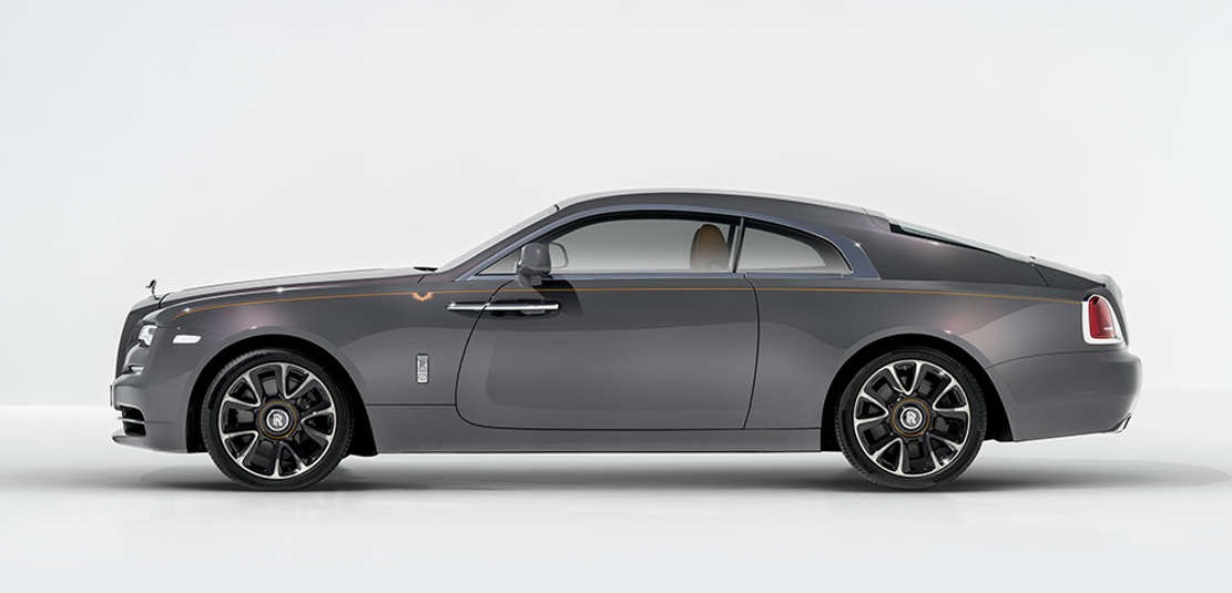 Rolls-Royce Wraith Luminary Collection (1)