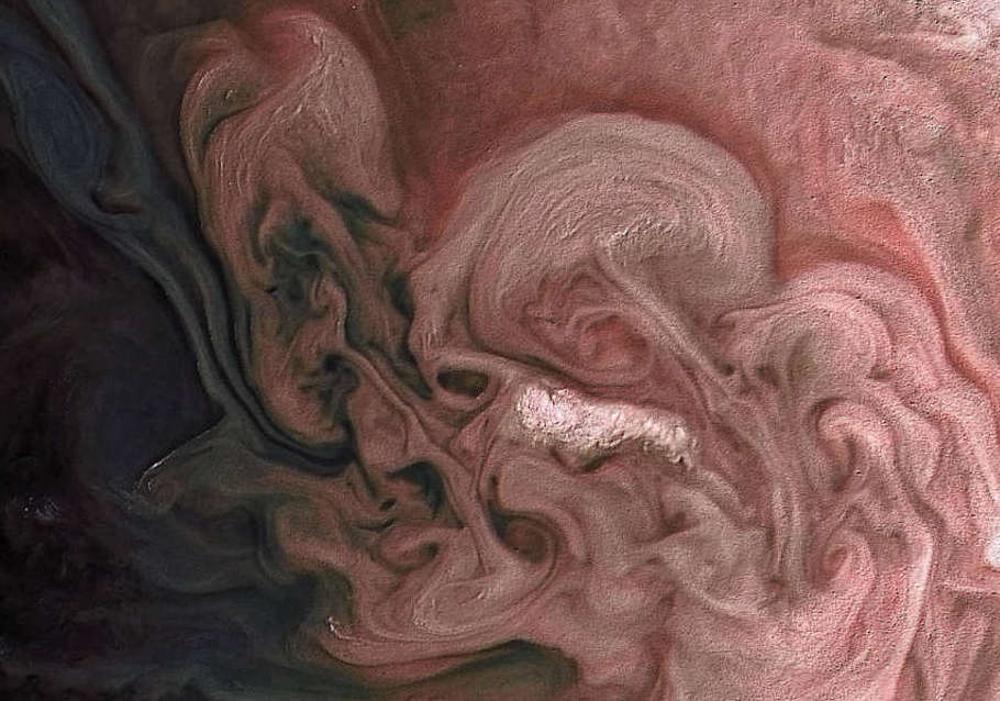 Rose-Colored Jupiter