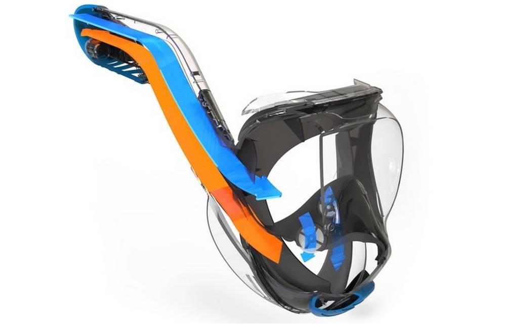 Seaview 180 SV2 full-face snorkel mask (4)