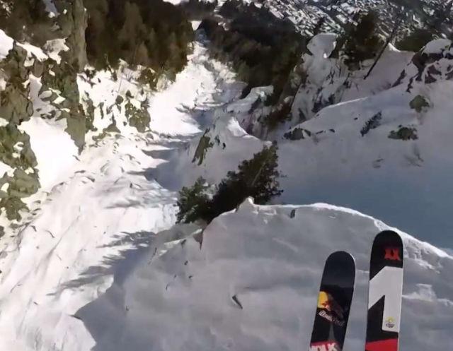 Speedriding Chamonix - Mont-Blanc