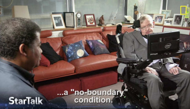 Stephen Hawking on 'What Existed Before the Big Bang'