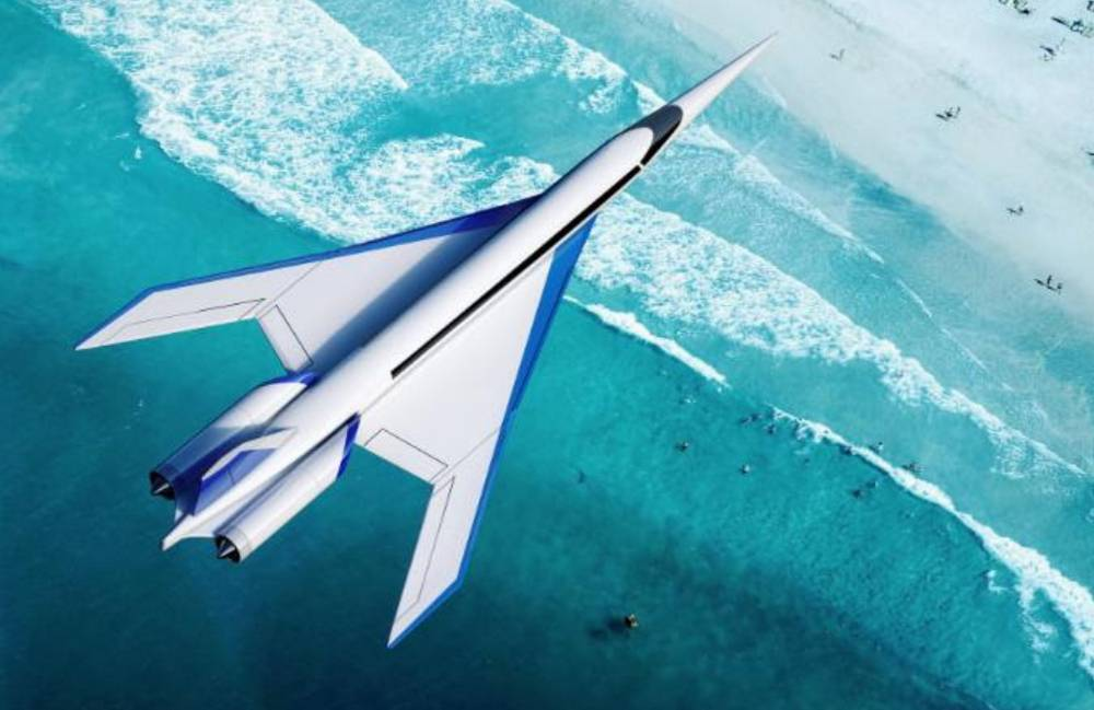 Supersonic Market to exceed 13 million annually (4)