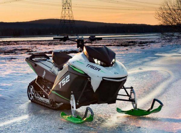 Taiga TS2 electric snowmobile (5)