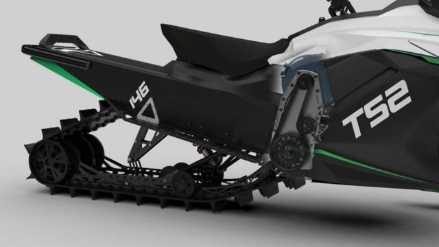 Taiga TS2 electric snowmobile (3)