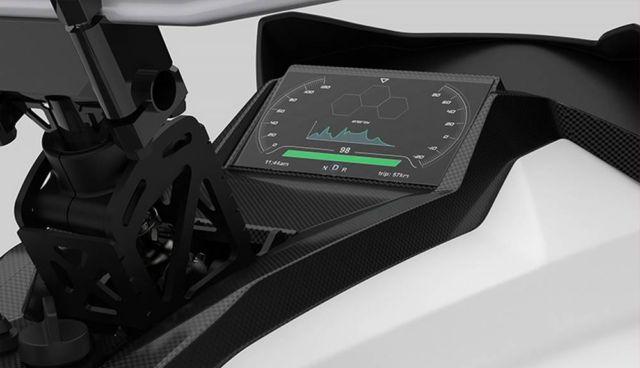 Taiga TS2 electric snowmobile (2)