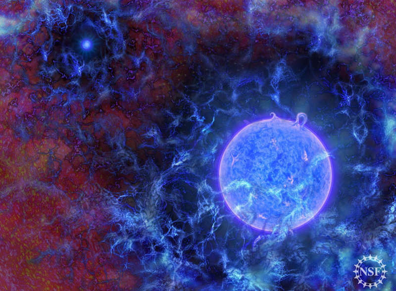 Universe's First Stars discovered