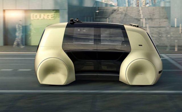 Volkswagen Sedric autonomous concept (3)