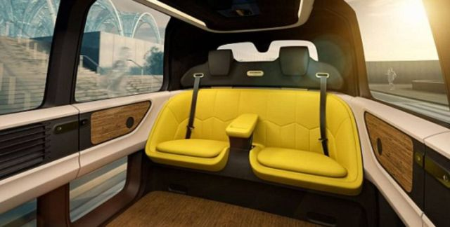 Volkswagen Sedric autonomous concept (1)