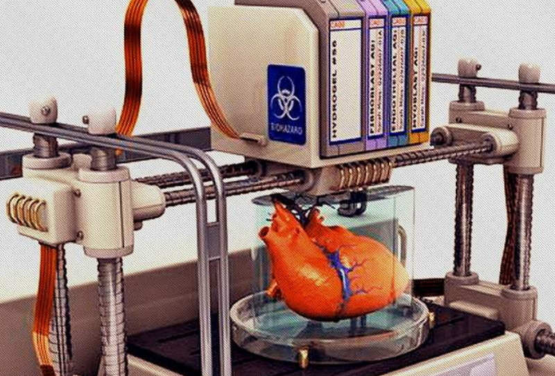 What is Bioprinting