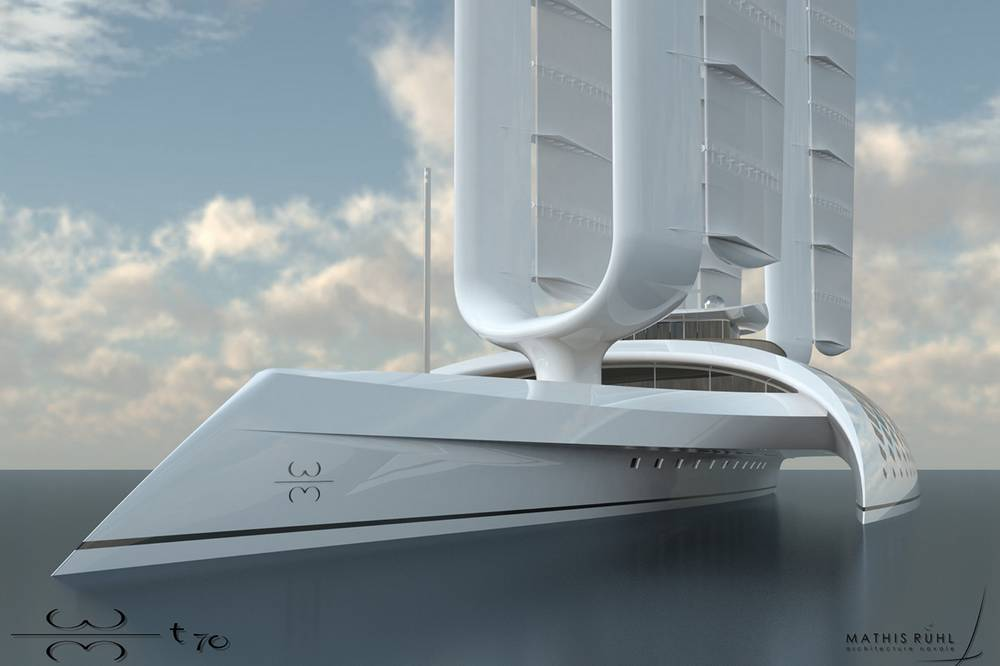 Wind Motion 70T self-sufficient boat (2)