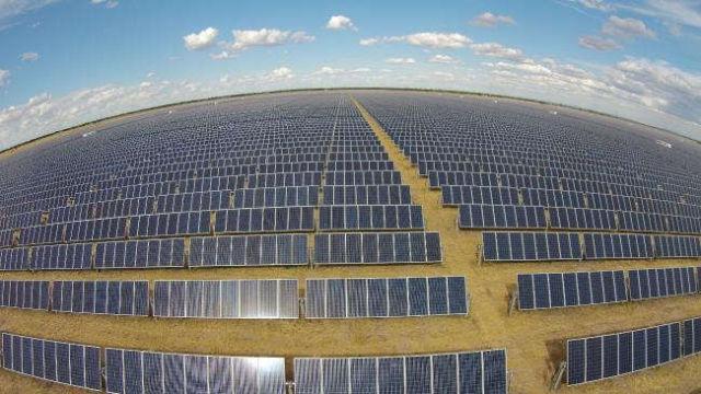 World's Largest Solar Farm worth $200 Billion