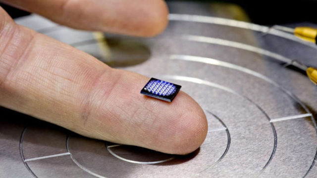 World's Smallest Computer