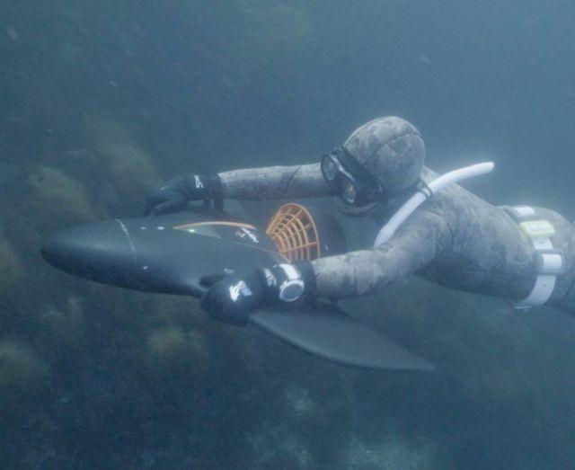 Aquajet Dive H2