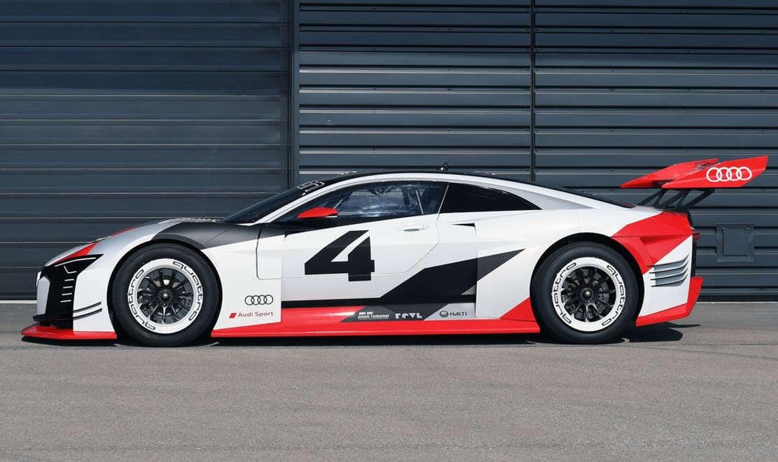 Audi e-tron Vision Gran Turismo (1)