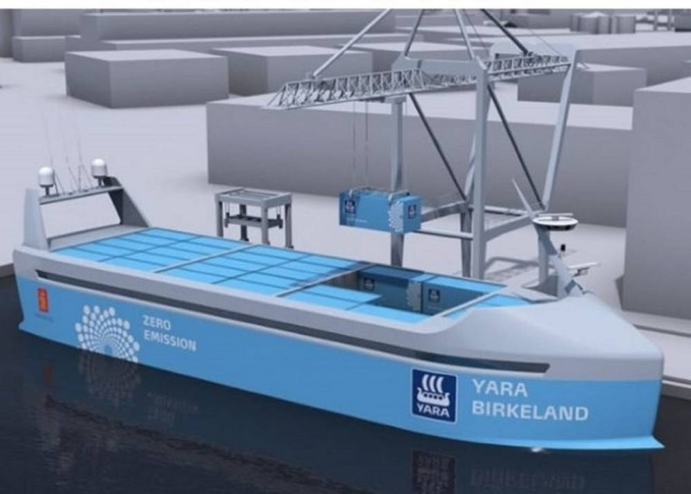 Autonomous shipping company launched in Norway