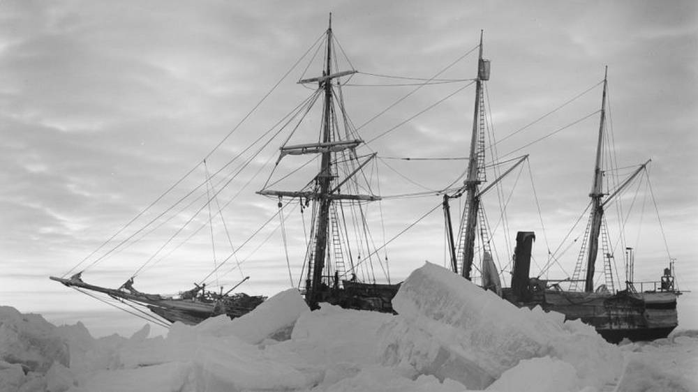 Expedition to Find Ernest Shackleton's Lost Ship