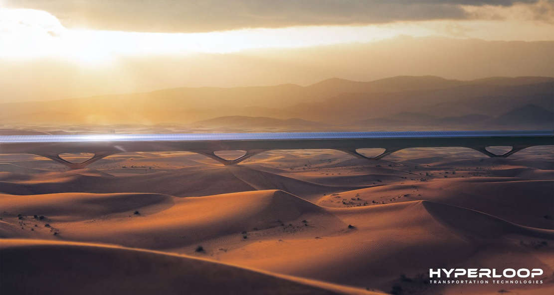 First Commercial Hyperloop System in the UAE (1)