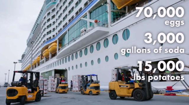 How Cruise Ships Work