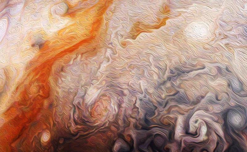 Jupiter Painting