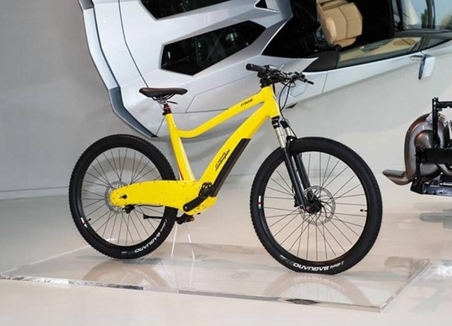 Lamborghini E-Bike (4)